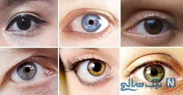 شخصیت شناسی رنگ چشم