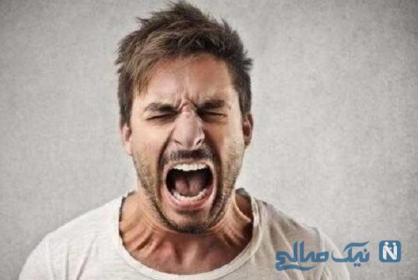 چگونه خشم را کنترل کنیم