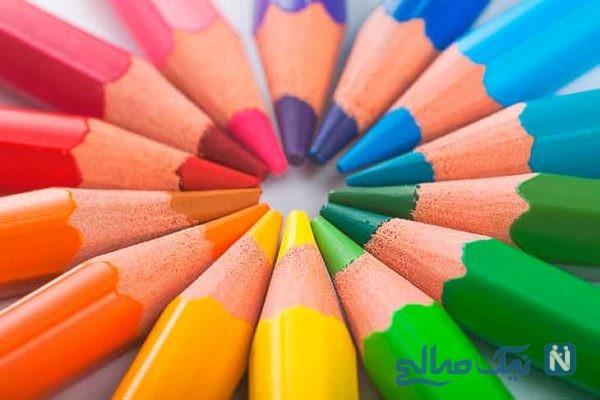 شخصیت شناسی: رنگ مورد علاقهاش را پیدا کنید