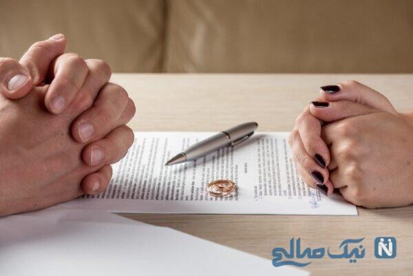 جدایی در دوران عقد