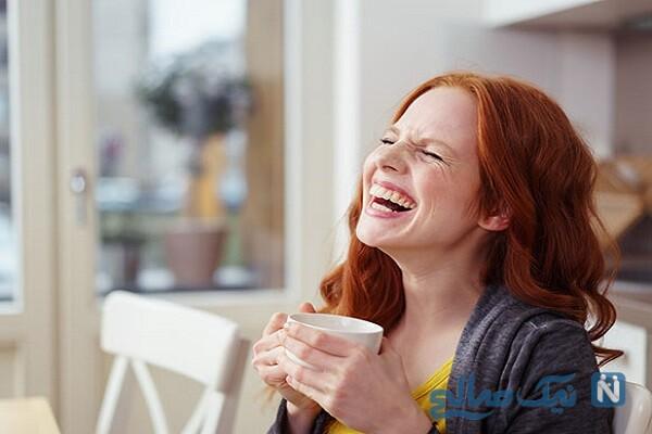 از نظر روانشناسی خنده چه می گوید ؟