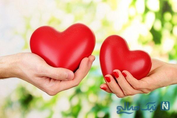 تست سنجش عشق در زندگی مشترک