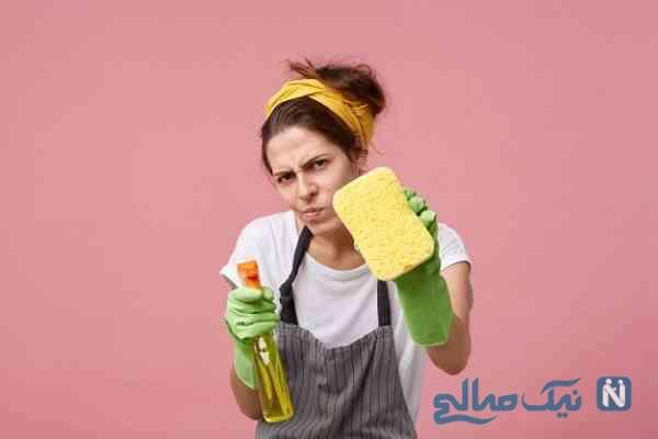 تمیز هستید یا وسواسی؟