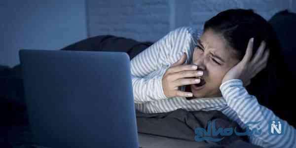 اعتیاد مزمن به اینترنت