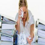 درمان استرس با رژ لب