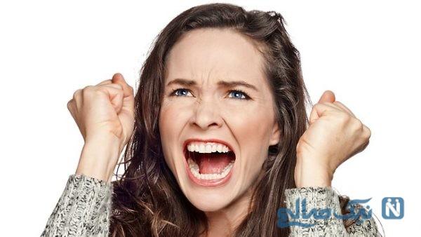 دلایل پرخاشگری کلامی در زنان !