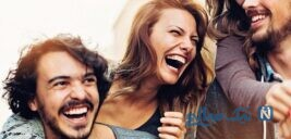 روان شناسی خنده در زنان و مردان!