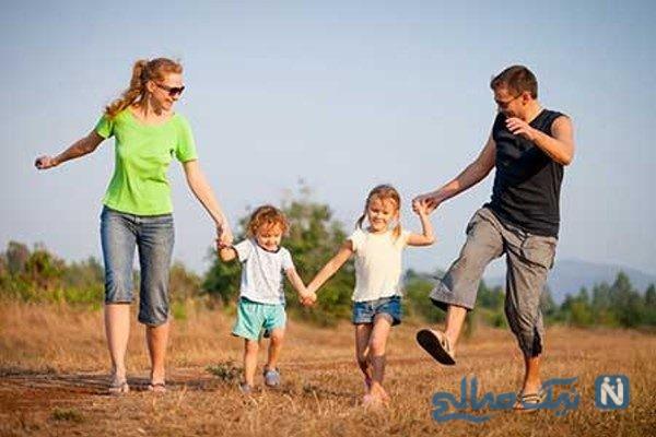 ویژگی های یک خانواده خوب!