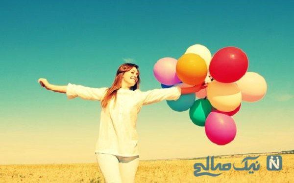 داشتن زندگی شاد