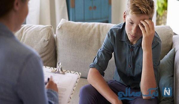 توصیه های برقراری ارتباط با نوجوان افسرده