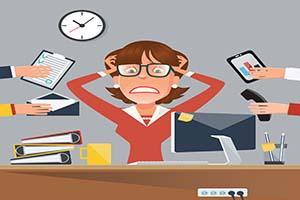 با این پیشنهادات استرس محل کارتان را ضربه فنی کنید