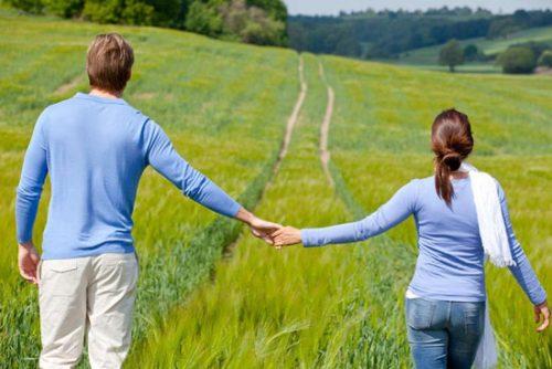عاشق نشدن در دوران نامزدی