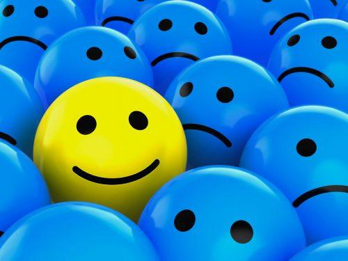 لبخند و شادی
