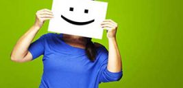 رازپنهانی برای زندگی بهتر؛لبخند و شادی
