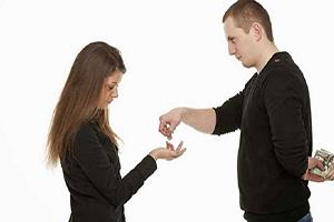 چگونگی برخورد با شوهران خسیس