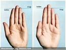خلقوخوی شما بسته به بلند و کوتاه بودن این دو انگشت دارد!