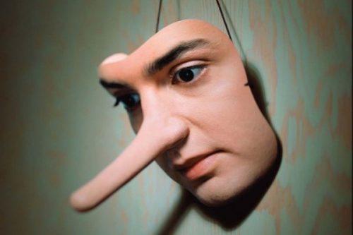 مچ گرفتن فرد دروغگو