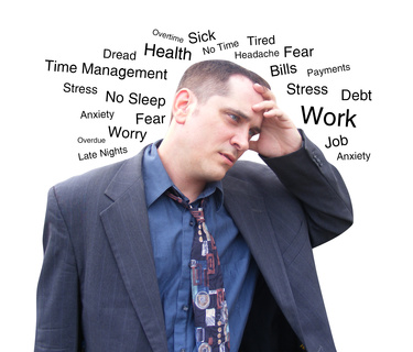 تشخیص استرس