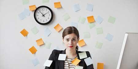 زمان بندی برای کارها |وقت کافی را چگونه برای همه ی کارهای خود پیدا کنیم؟