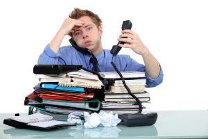از بین بردن استرس شغلی ,چند گام موثر برای غلبه بر استرس شغلی