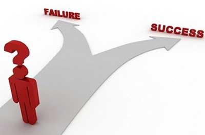 چگونه شکست را شکست دهیم؟
