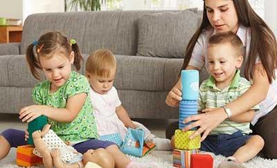 چگونه بچه ها را بدون تلویزیون سرگرم کنیم؟