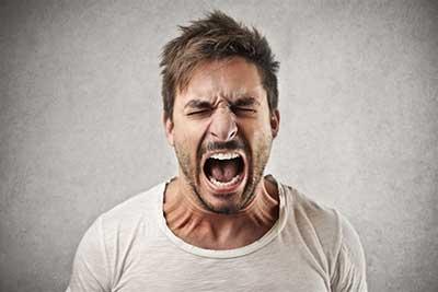خشم چیست و در چه ساعاتی بیشتر بروز می کند