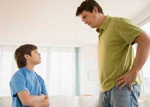 اختلال رفتار کودکان