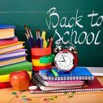 نکات مهم آماده سازی برای بازگشت به مدرسه