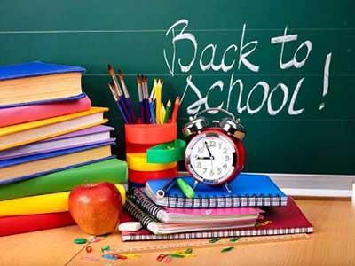 آماده کردن بچه ها برای مدارس
