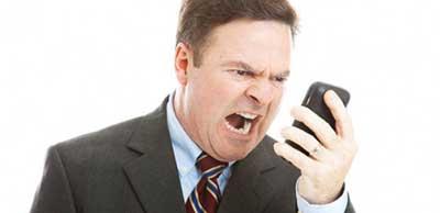 چگونگی کنترل خشم