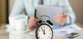 زمانبندی درست در زندگی چگونه اتفاق میافتد؟