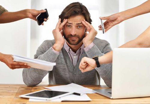 اضطراب و استرس مسری