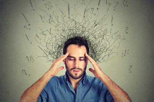 نشانههای اضطراب