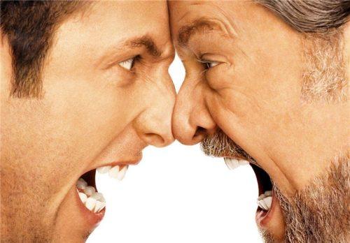 کنترل عصبانیت
