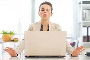 آشنایی با روش هایی موثر برای رهایی از استرس
