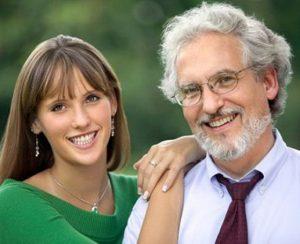 ازدواج با مرد سن بالا