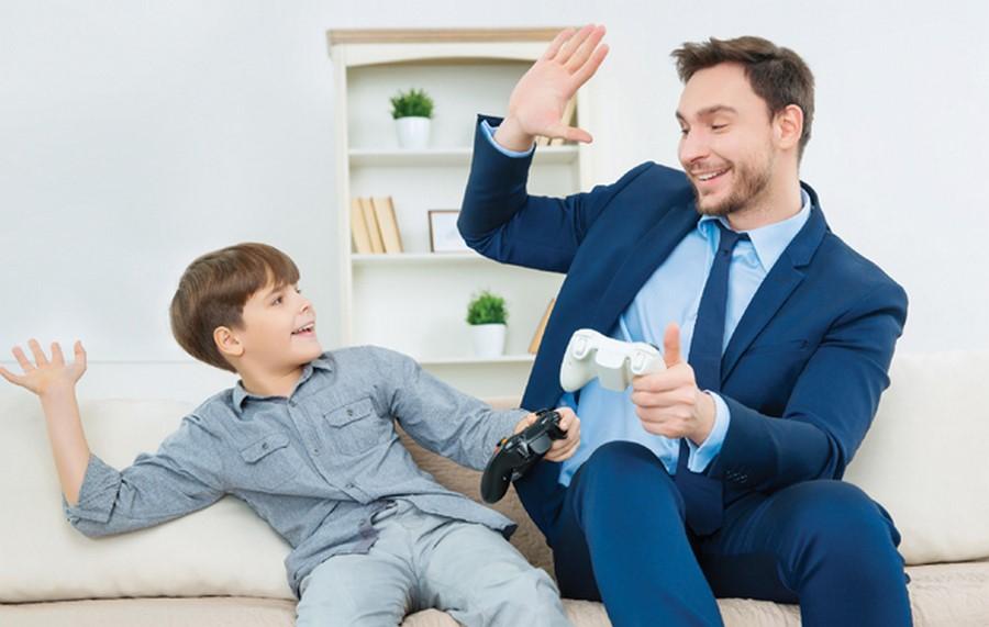 تشویق و تنبیه کودک