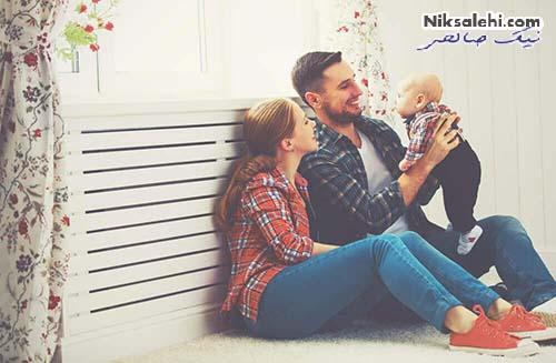 روابط زناشویی با وجود بچه