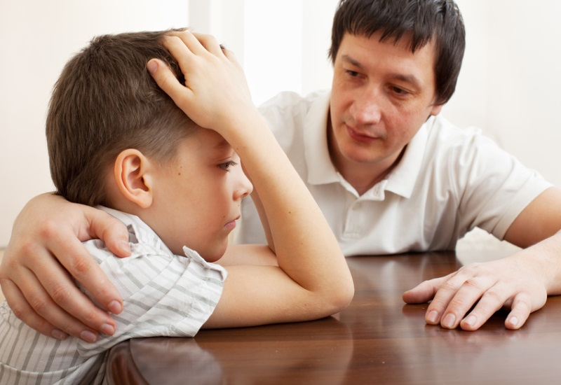 حرفهایی که نباید به کودکان بگویید