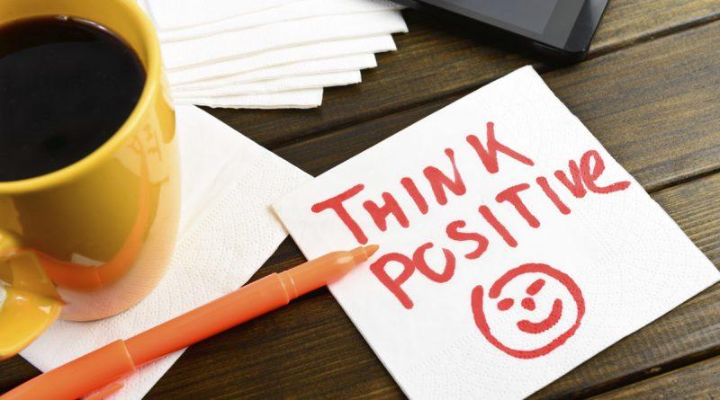 مزایای تفكر مثبت