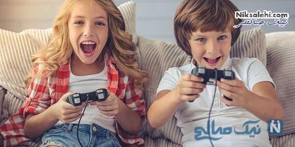 فواید بازیهای کامپیوتری