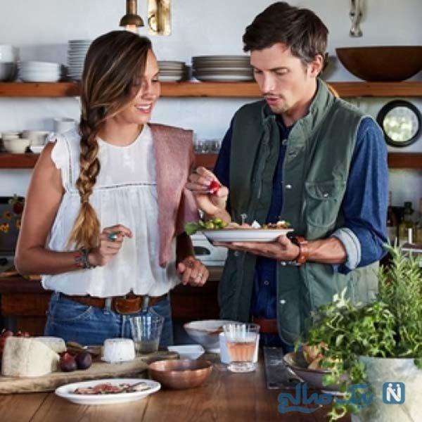 ۶ راهکار برای شما که دستپخت همسر تان را دوست ندارید