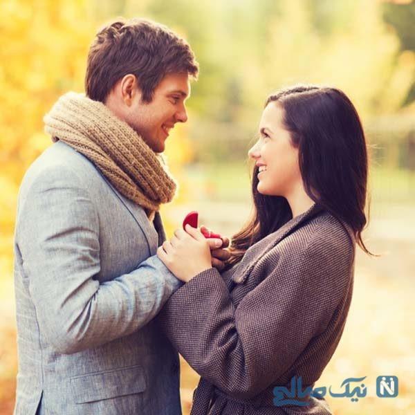 دلایل اینکه مرد مورد علاقه تان به شما پیشنهاد ازدواج نمی دهد