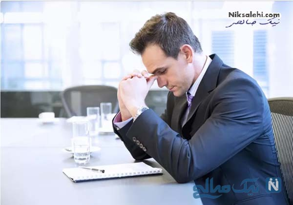 استرس در مردان