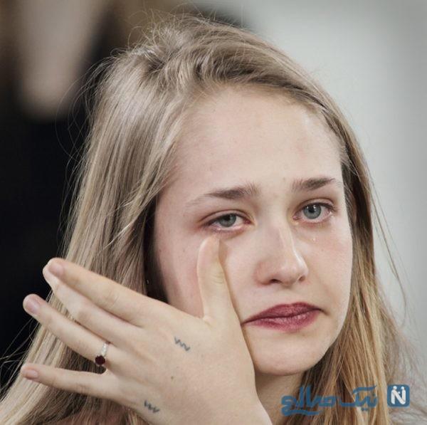 علت گریه کردن بی دلیل