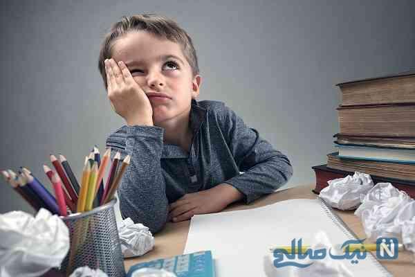 راه حل مناسب برای درس نخواندن فرزندان