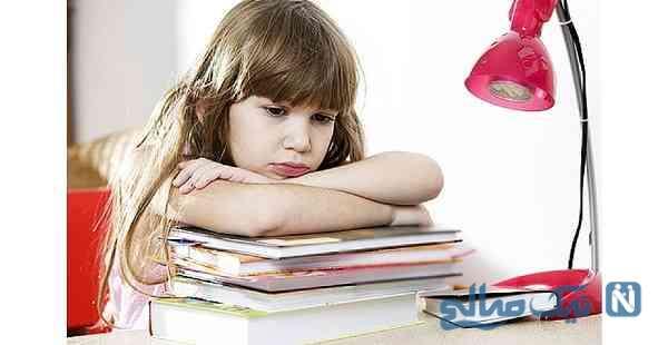 درس نخواندن فرزندان