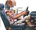 ایمنی سرنشینان خودرو به کمک فناوری