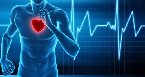 ابتلا به بیماری قلبی